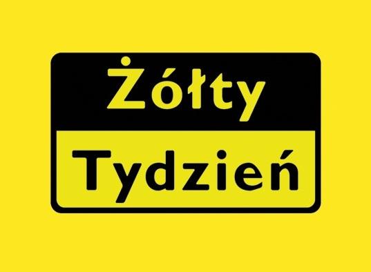 Żółty Tydzień WZW A i B powiedz NIE!
