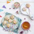 Kruche ciasteczka à la lizaki na Dzień Dziecka